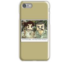 Minecraft Drake and Sully Selfie iPhone Case/Skin
