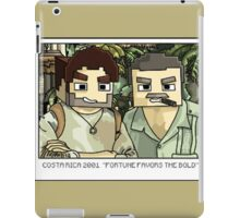 Minecraft Drake and Sully Selfie iPad Case/Skin