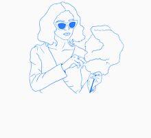 Marina & the Diamonds (Blue) Unisex T-Shirt