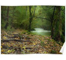 Lyvennet in Autumn Poster
