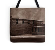 Storm of 1888 Tote Bag