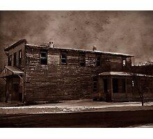 Storm of 1888 Photographic Print
