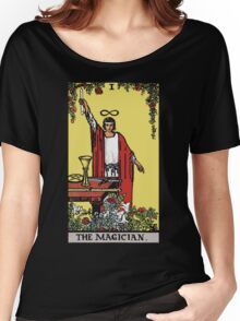 Tarot - The Magician (Black tees only) Women's Relaxed Fit T-Shirt