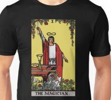 Tarot - The Magician (Black tees only) Unisex T-Shirt