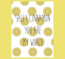 The Stone Roses Sally Cinnamon  Baby Tee