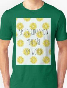 The Stone Roses Sally Cinnamon  Unisex T-Shirt