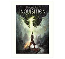 Dragon Age The Inquisition Art Print