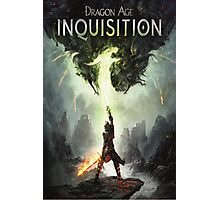 Dragon Age The Inquisition Photographic Print