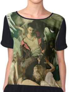 devil may cry Chiffon Top