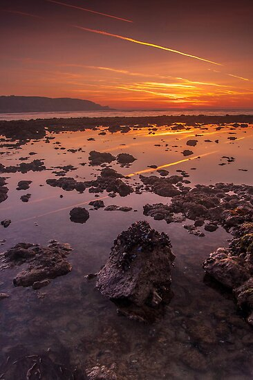 It's The Edge Of The World by Stuart Chapman