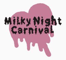 MNC -  melty heart by milky-night