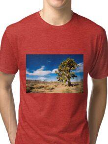 Lonely Joshua Tree Tri-blend T-Shirt
