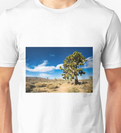 Lonely Joshua Tree Unisex T-Shirt