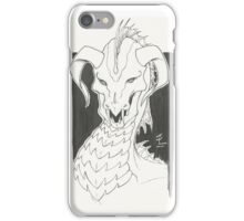 Dragon Bust Ravok iPhone Case/Skin