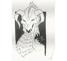 Dragon Bust Ravok Poster