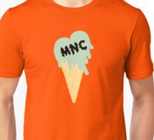 MNC - Ice cream heart (mint) Unisex T-Shirt