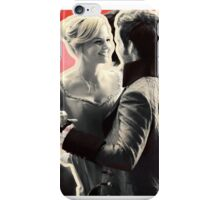 The Dance of Captain Swan iPhone Case/Skin