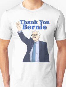 """Thank You Bernie""   Bernie Sanders Unisex T-Shirt"