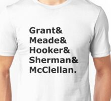 Union Generals Unisex T-Shirt