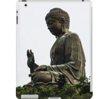 Buddha Statue iPad Case/Skin