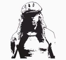 man in cap by ShaunaPetty