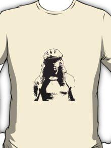 man in cap T-Shirt