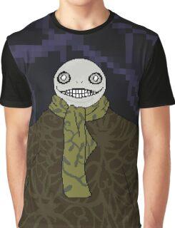 NieR gestalt and Replicant - Emil Graphic T-Shirt