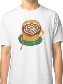 Love Coffee Classic T-Shirt
