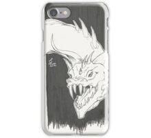 Dragon Bust Talok iPhone Case/Skin