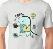 Communication Dinosaurs.  Unisex T-Shirt