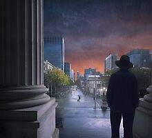 The long goodbye 6 by Adrian Donoghue