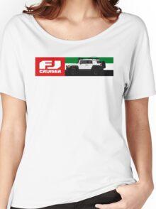 FJ CRUISER UAE Women's Relaxed Fit T-Shirt