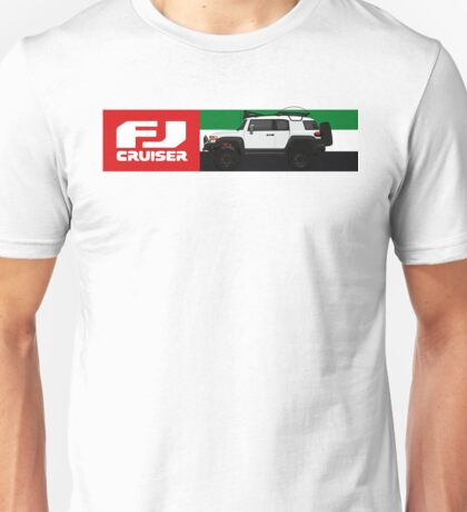 FJ CRUISER UAE Unisex T-Shirt