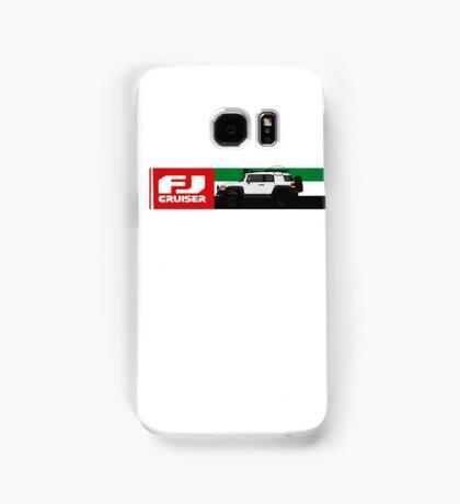 FJ CRUISER UAE Samsung Galaxy Case/Skin