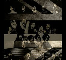 1D Through the Years by 2Kreative