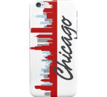 Chicago Illinois Skyline iPhone Case/Skin