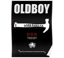 Oldboy - Minimal Movie Poster Poster