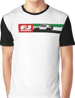 FJ CRUISER UAE Graphic T-Shirt