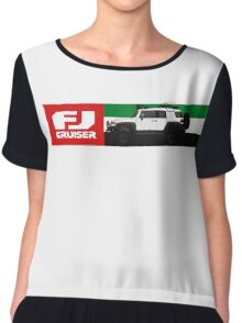 FJ CRUISER UAE Chiffon Top