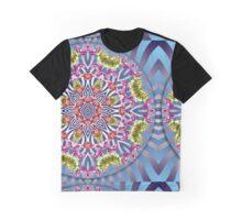 radiante azul Graphic T-Shirt