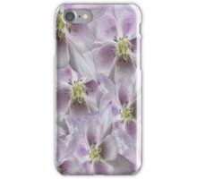 Flower Floral oil painting iPhone Case/Skin