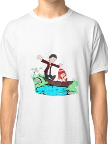 Amy & Doctor Classic T-Shirt