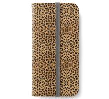 Wild Leopard Print iPhone Wallet/Case/Skin