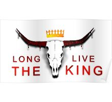 """Long Live The King"" - Mad King Ryan T-shirt Poster"