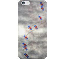 RAF Falcons Parachute Display Team iPhone Case/Skin