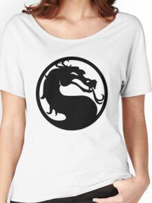 Mortal Kombat Women's Relaxed Fit T-Shirt