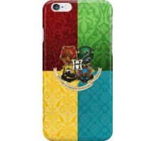 Coque Iphone Poudlard  iPhone Case/Skin