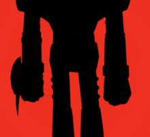 Shogun Warriors - Raydeen Sticker
