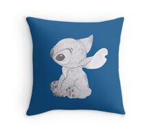 Stitch.2 Throw Pillow