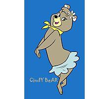 Cindy Bear Yogi Bear Photographic Print